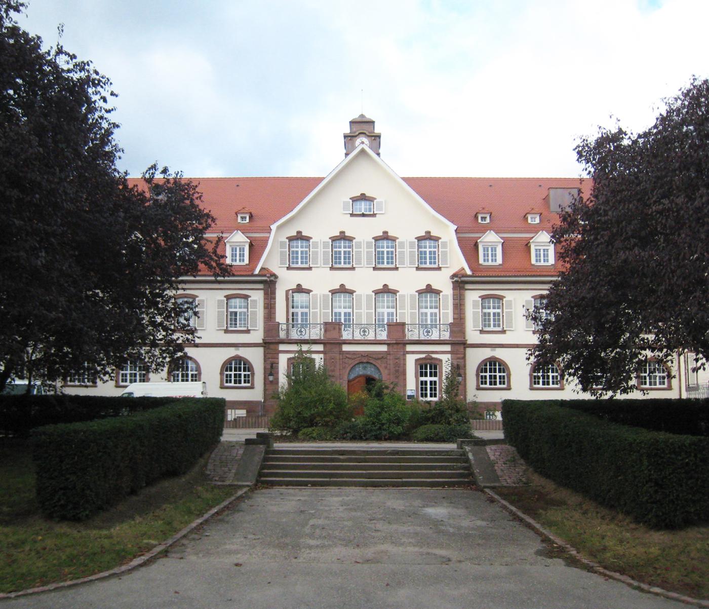projet Clos des Vignes à Colmar (année 2011)