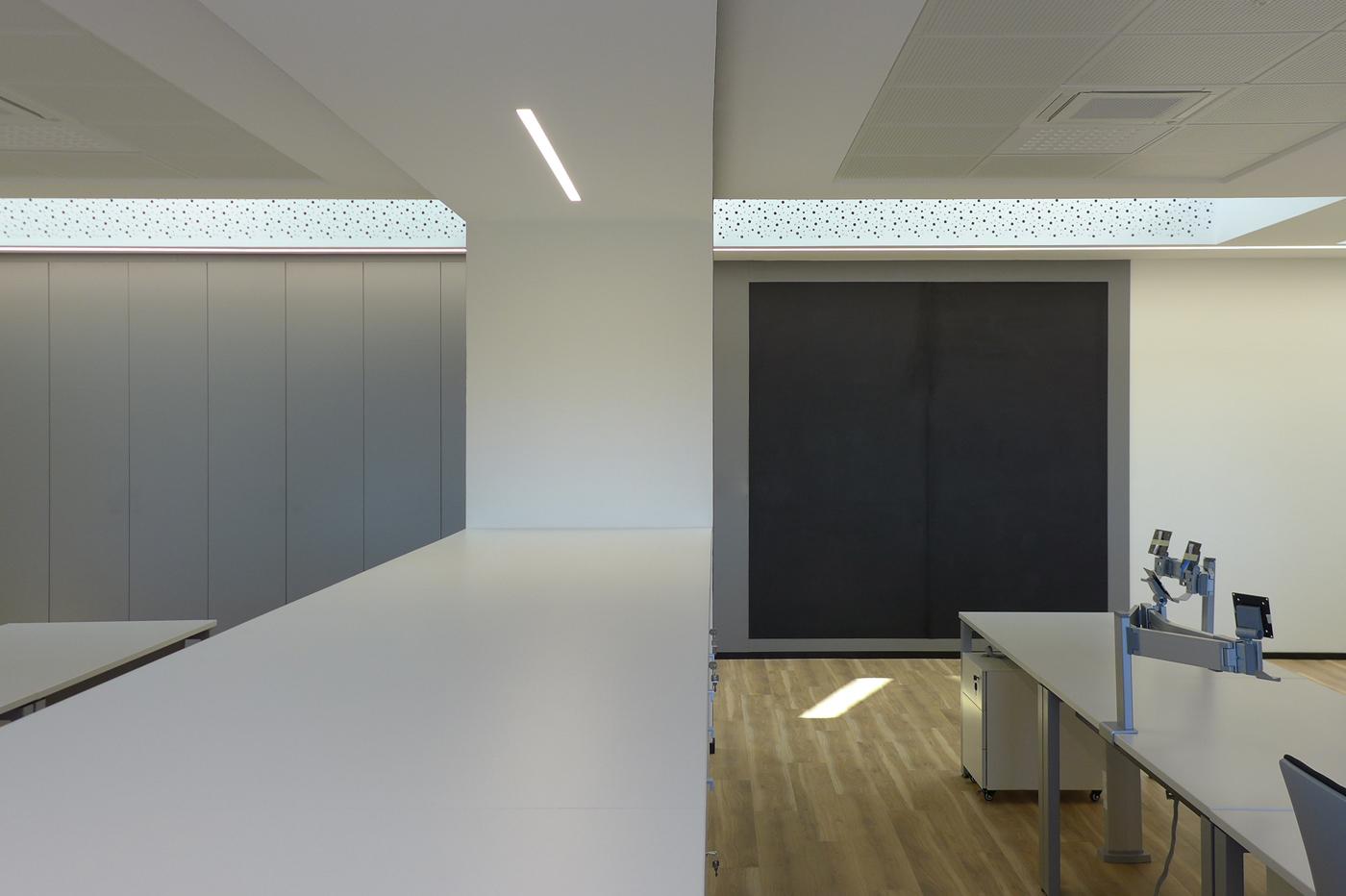 projet Bureaux et atelier à Horbourg-Wihr (année 2015)